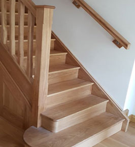 Traditional Staircases by Chris Brown Joiners Horndean
