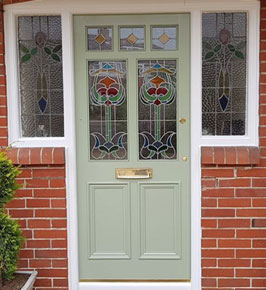 Traditional Wood Timber Doors by Chris Brown Joiners Horndean
